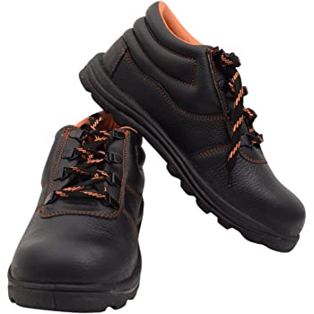 Neosafe A5031 Crush High Ankle Safety Shoe for Men, Size 8