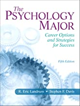 The Psychology Major: Career Options and Strategies for Success (2-downloads)