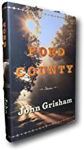 Rare Ford County Stories ✍SIGNED✍ by JOHN GRISHAM New Hardback 1st Edition Printing