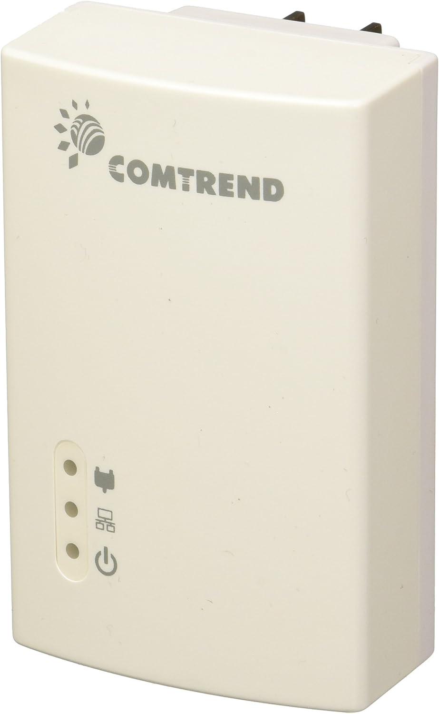 COMTREND AV200 200 Mbps Powerline Ethernet Bridge Adapter PG-9141S (1-Unit) (FBA_PG-9141S)