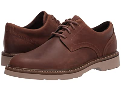 Rockport Charlee Plain Toe (Spice) Men