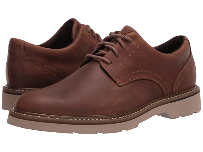 Rockport  Charlee Plain Toe (Spice) Mens Shoes