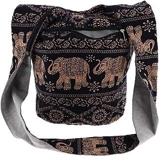 Abbraccia Thai Hobo Shoulder Bag Shoulder Bag Messenger Bag Handbag