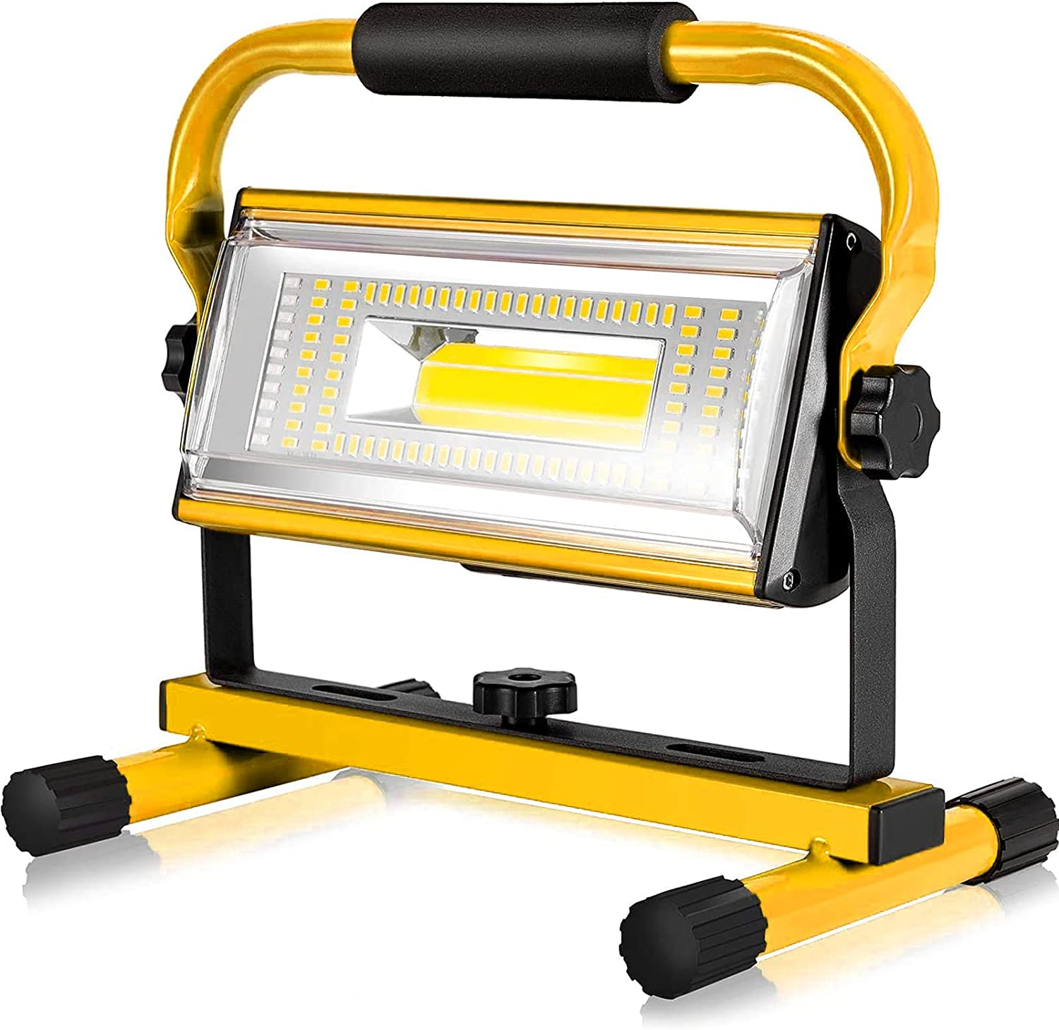 TONGNAN Portable Rechargeable Detroit Mall Max 62% OFF LED Work Light Super 8000LM 100W