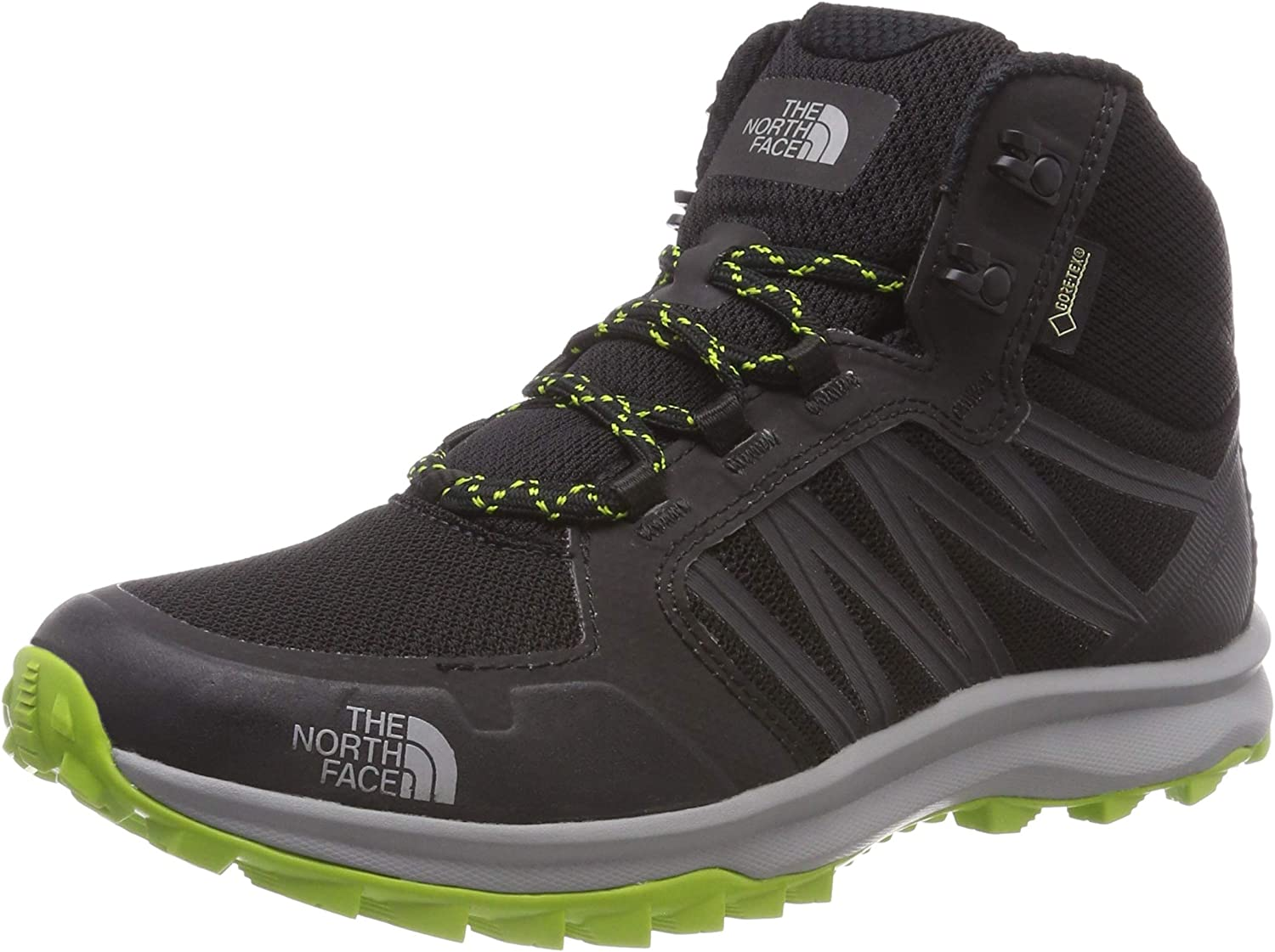 THE NORTH FACE Men's Litewave Fastpack Mid Gore-tex High Rise Hiking Boots