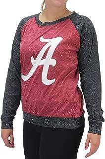 Royce Apparel Pressbox Women' s Alabama Crimson Tide Long Sleeve Shirt