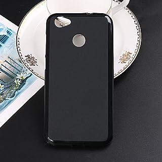 Easbuy Cute Soft TPU Silicium Etui Étui Housse Coque Pour ZTE Blade A6 Smartphone Anti-Scratch Silicone Silikon Cover Sili...