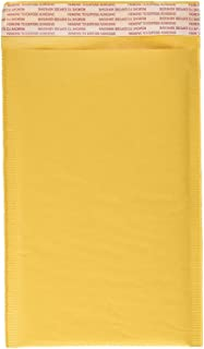 "KKBESTPACK Kraft Bubble Mailers Shipping Bags Padded Envelopes Pack of 25 (4""x8"")"