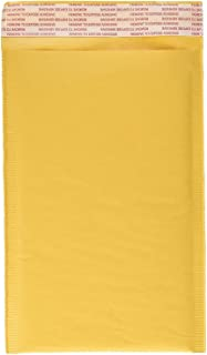 KKBESTPACK #00 5x10 Inches Kraft Bubble Mailers Padded Envelopes Pack of 25