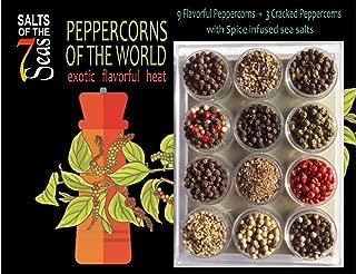 Peppercorns of the World Sampler
