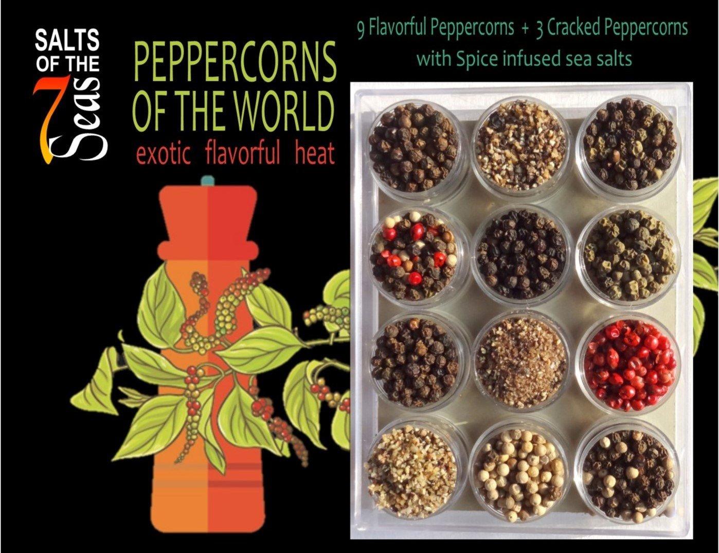 Peppercorns Spring new work of online shopping the World Sampler