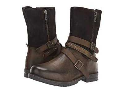 Roan Anabella (Brown Washed Suede) Women