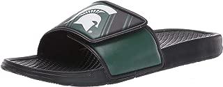 FOCO NCAA Mens Legacy Sport Shower Slide Flip Flop Sandals