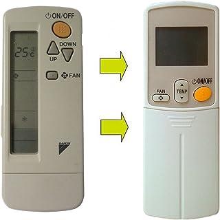Mando BRC 4C151 new para climatizador de aire aondicionador Daikin compatibilecon los modelos BRC4C151-Daikin BRC4C152-BRC4C155-BRC4C158