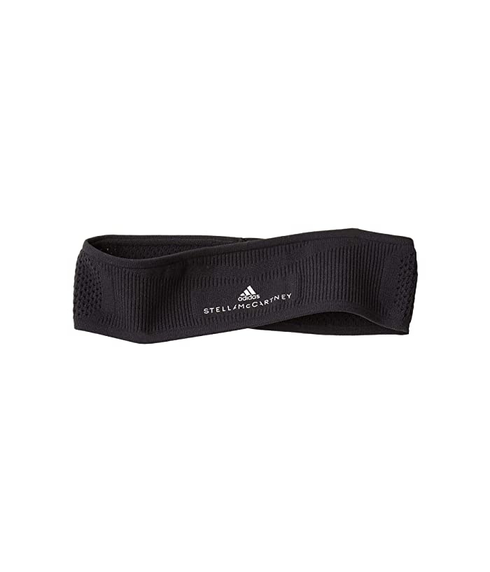 adidas by Stella McCartney  Performance Run Headband FJ2492 (Black) Headband