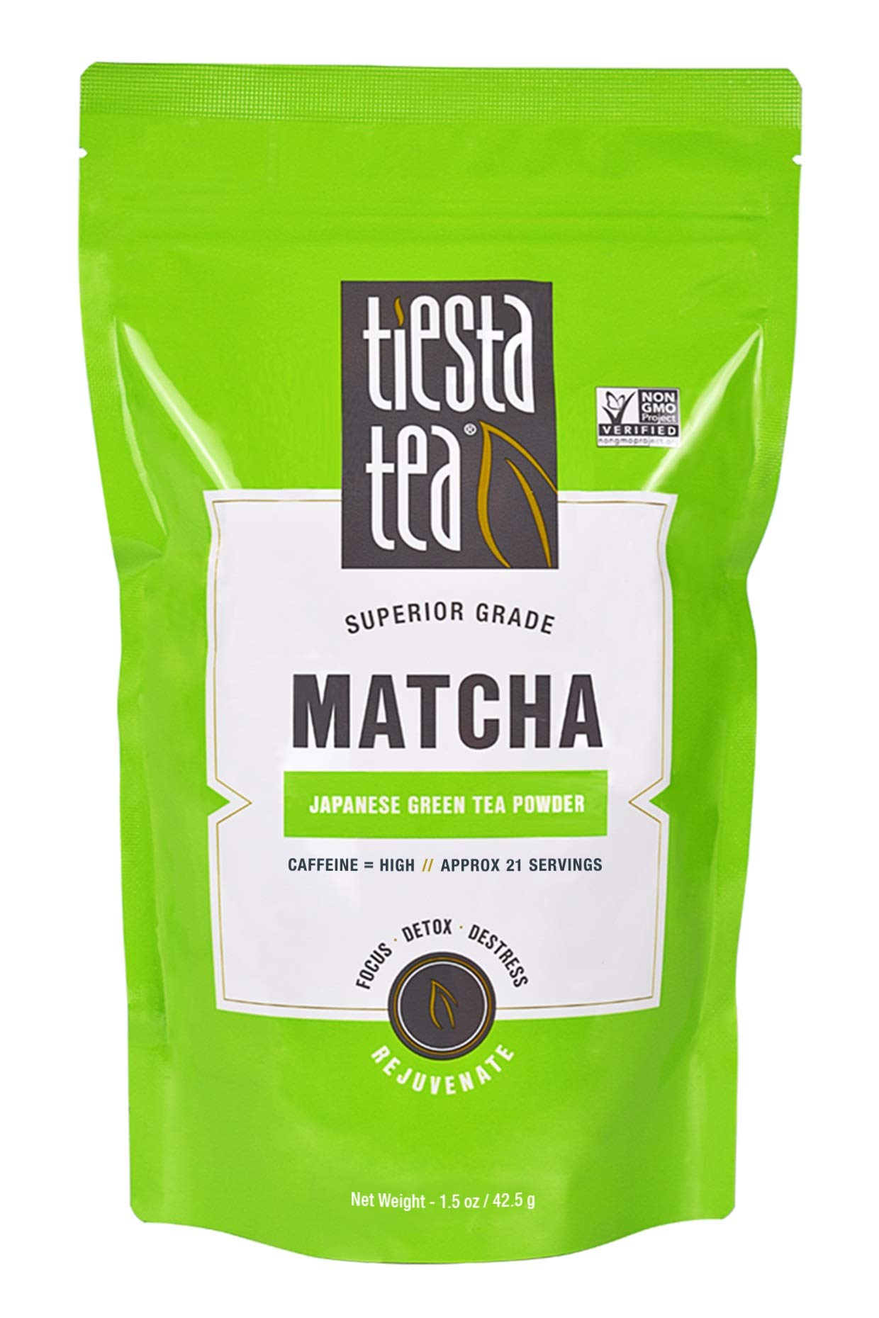 Tiesta Tea Superior Antioxidant L Theanine