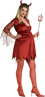 Rubie's Costumes Womens Mommy to Be Devil Lady Adult Costume