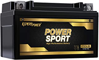 ExpertPower YTX7A-BS 12v7ah lead_acid_battery