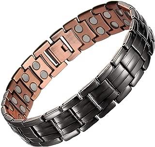Mens Copper Bracelets 8.5