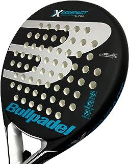 Bullpadel Pala de pádel X-Compact LTD Silver