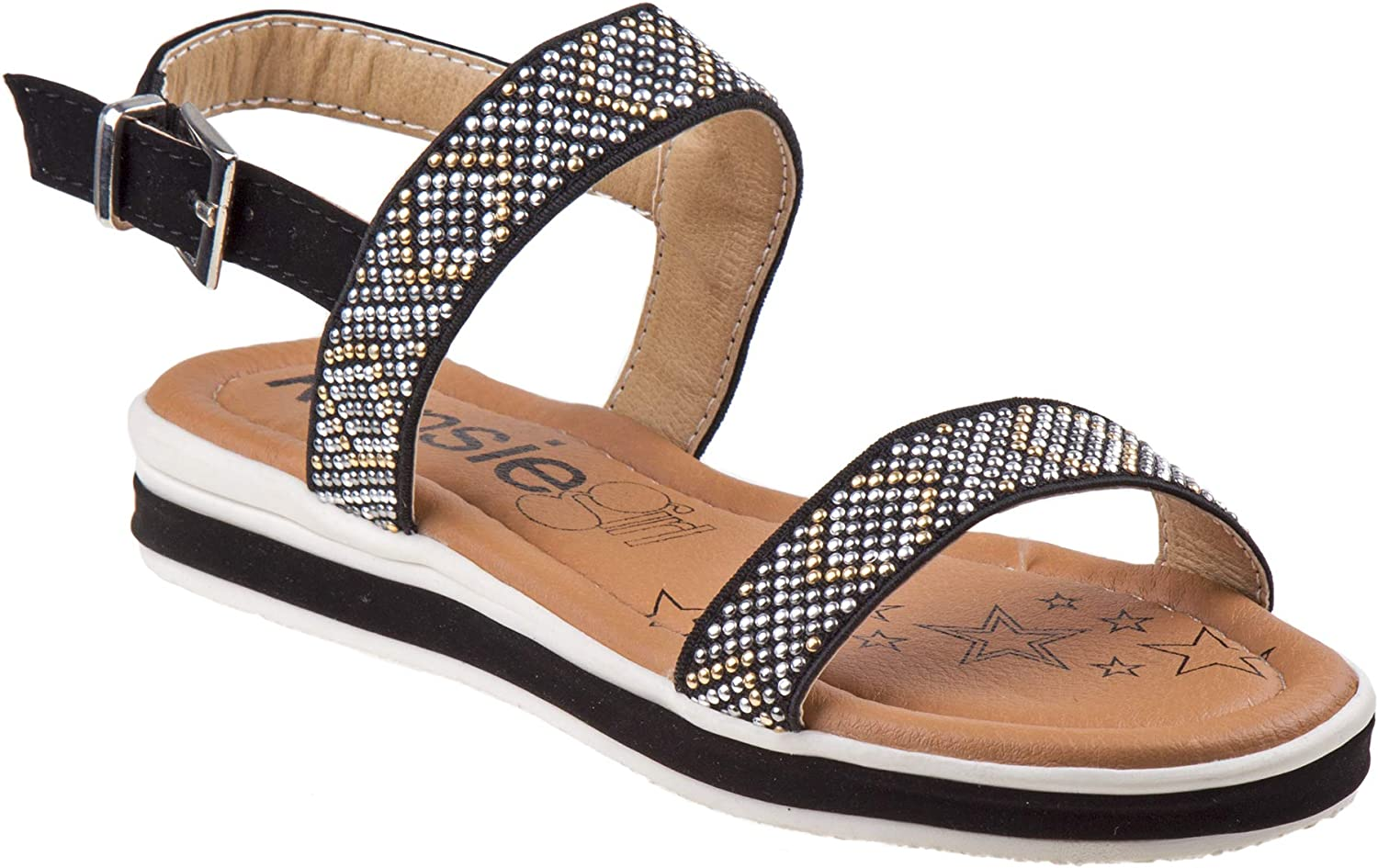 Kensie Girl Unisex-Child Sandal Selling and Store selling Camilla