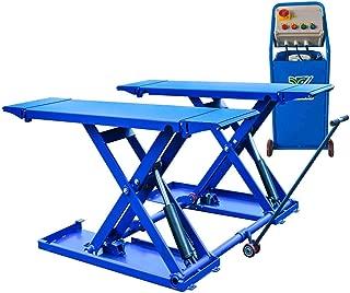 CHIEN RONG CR 6600 lb. Automotive Mid Rise Scissor Automotive Auto Car Lift 220V