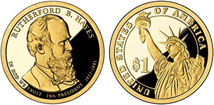 2011 S Rutherford B. Hayes Proof Dollar PF1 US Mint