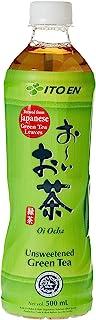ITO EN Oi Ocha Unsweetened Green Tea, 500 ml