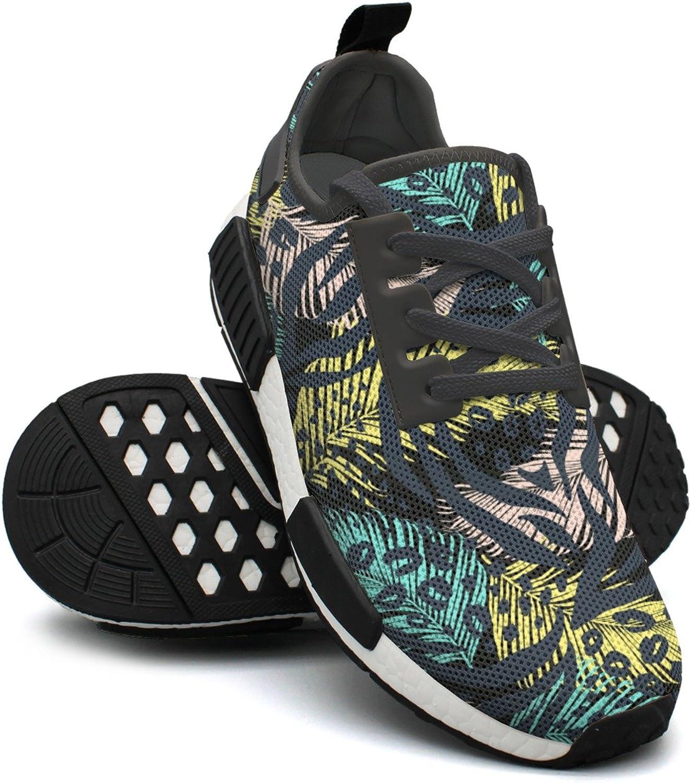 Leo Zebra Animal Print Cute Gym Women Long Distance Running shoes NMD