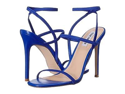 Steve Madden Nectur Heeled Sandals (Blue) High Heels