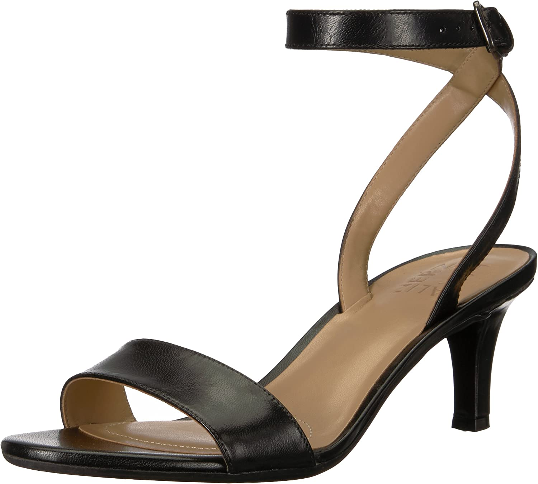 Naturalizer Women's Max 41% OFF Super special price Tinda Sandal Heeled
