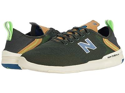 New Balance Numeric AM659 (Olive/Navy) Skate Shoes