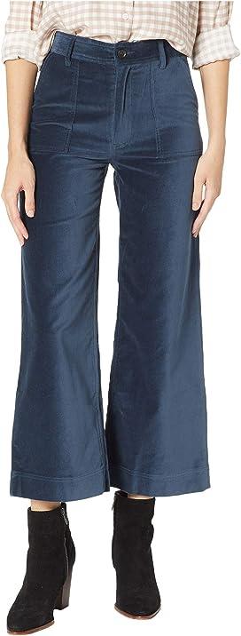 4d571f70ac52 Nadia Velvet Pants. Frye. Nadia Velvet Pants.  100.80MSRP   168.00. Niku High  Waist Cropped Trouser