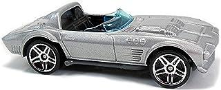 Hot Wheels, 2015 HW Race, Fast & Furious Corvette Grand Sport Roadster [Silver] 179/250
