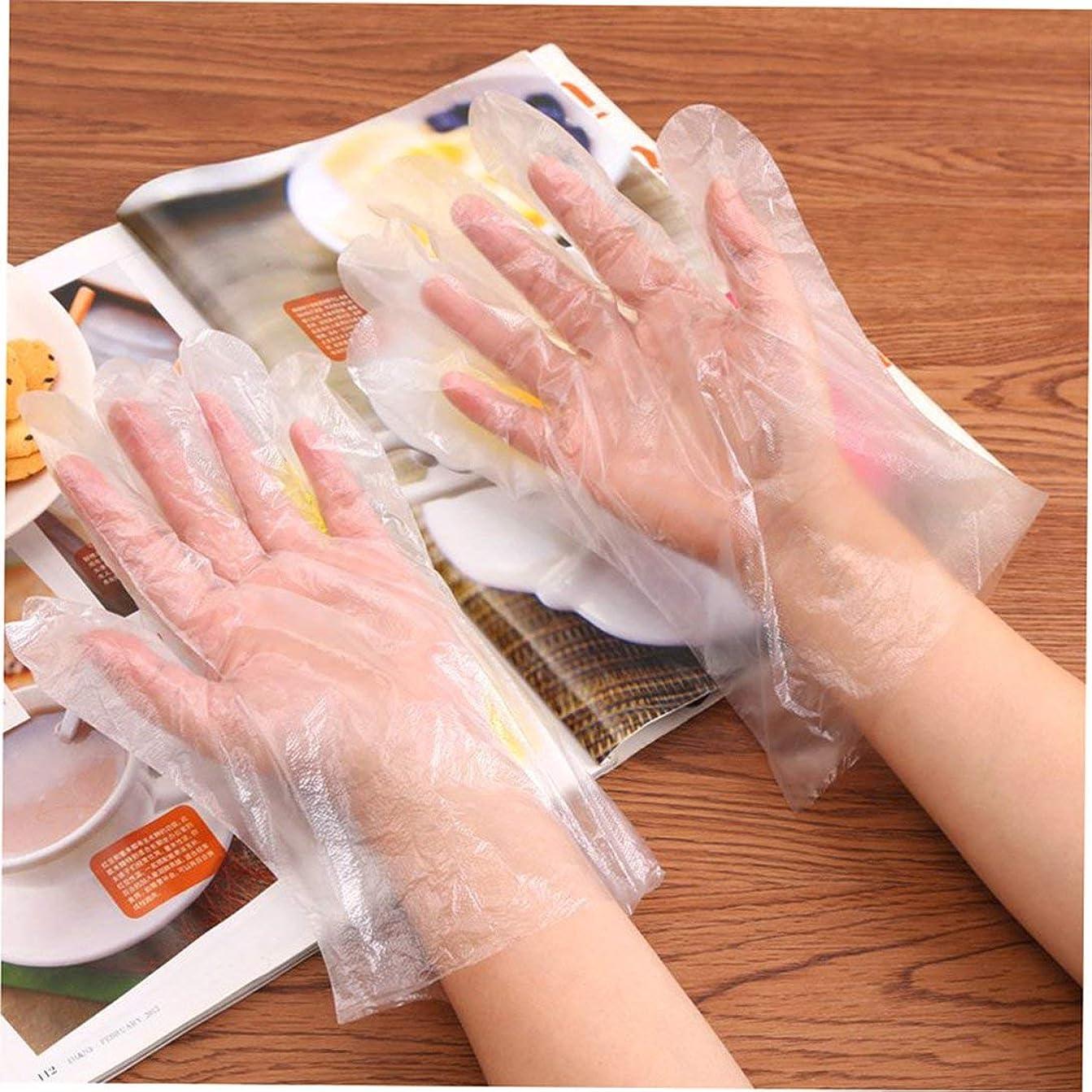 出来事チャレンジ蓄積するSwiftgood 使い捨て手袋の衛生世帯の清掃手袋の種類50日用品