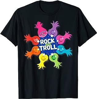 DreamWorks' Trolls Rock and Trolls Rainbow T-Shirt