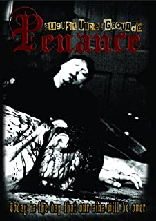 August Underground's PENANCE (new cover art)