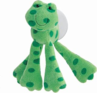 Gund Stickum Suction Cup Plush Frog