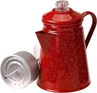 gsi enamel coffee percolator