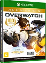 Overwatch - Game of The Year - Xbox One
