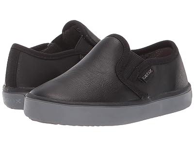 Geox Kids Jr Kilwi Boy 33 (Toddler) (Black Oxford) Boys Shoes