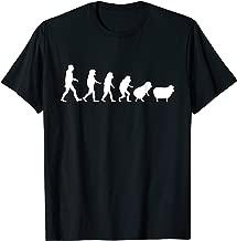 Conspiracy Theorist Human Evolution Wake Up Sheeple Sheep T-Shirt