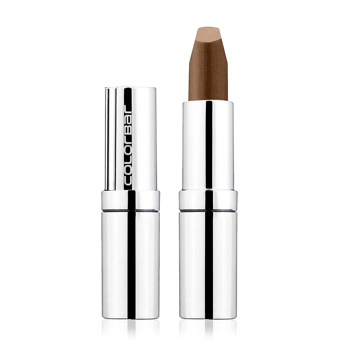 アーティキュレーション損なう事務所Colorbar Matte Touch Lipstick, Irish Wood 047, 4.2g