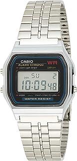 Casio Casual Watch Digital Display Quartz for Men A159W-N1DF
