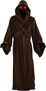 Men's Star Wars Jawa Hooded Robe Horror Theme Fancy Dress Halloween Costume