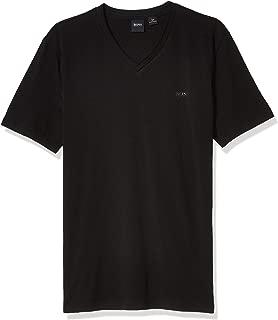 Hugo Boss Men's Basic V-Neck T-Shirt with Logo