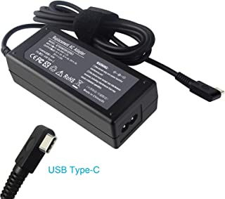 Shareway 20V 3.25A 65W USB Type C Laptop Charger Compatible with Samsung/LG/ASUS/Acer HP Spectre x360 13-ac013dx Elite x2 1012 G1 Lenovo Yoga 720 Thinkpad X1 Tablet - 12 Months Warranty!