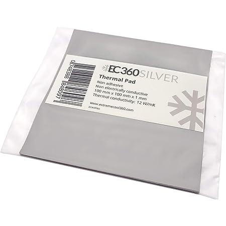Ec360 Silver 12w Mk Wärmeleitpad Computer Zubehör