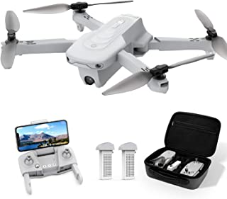 Holy Stone HS175 Drone with Camera for Adults 2K UHD, GPS Auto Return, 5GHz FPV RC Quadcopter Follow Me, Waypoints, Circle...