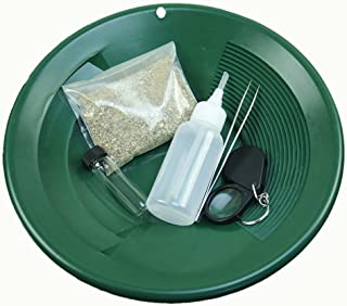 Best gold panning kit with paydirt Reviews